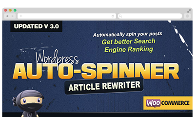 WordPress Auto Spinner