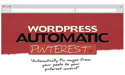 WordPress Pinterest Automatic