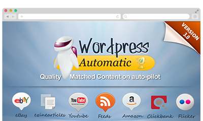 WordPress Automatic Plugin