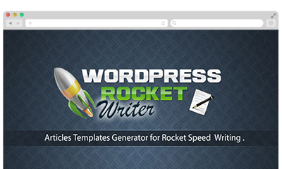 WordPress Rocket Writer Plugin