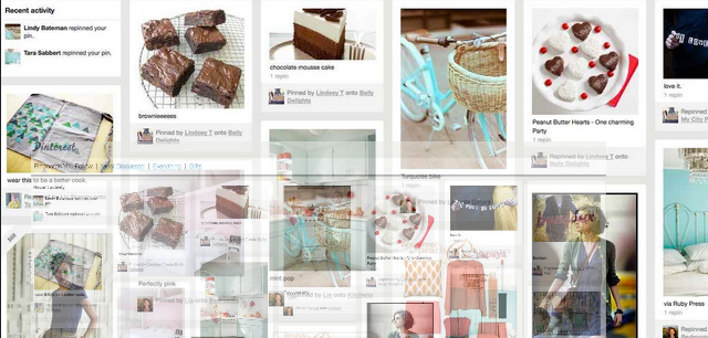How to build an empire with pinterest ?