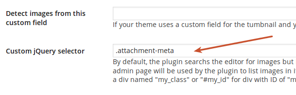 attatchments plugin