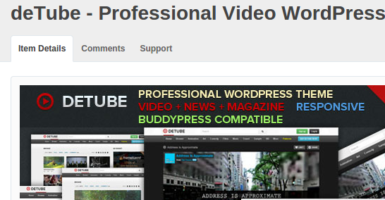 How to auto post youtube/vimeo videos to detube wordpress theme automatically