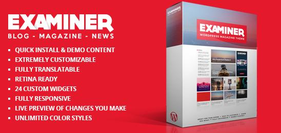 How to auto post from youtube/vimeo to Examiner wordpress theme