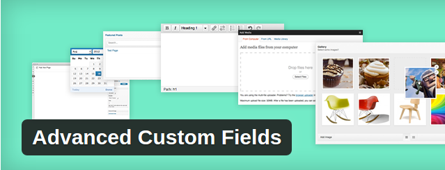 Integrate Advanced custom fields plugin with pinterest automatic