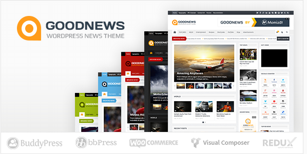 Auto post videos to goodnews wordpress theme
